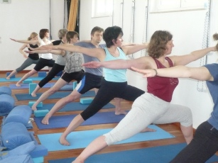 Yoga-Kurse und Workshops
