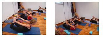 Wochen Yoga Kurse