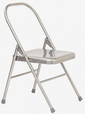 Yoga Stuhl mit längeren Beinen