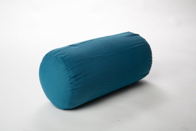Bolster with kapok filling