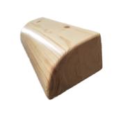quarter block wooden