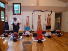 Yoga Sonntag 17. August 2014, 10:00 Uhr im IYCH Hannover