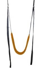 Yogamatte Uni anthrazit, 200 cm