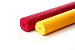 Yogamat BALI, maroon red or yellow
