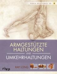 Yoga-Anatomie 3D Armgestützte Haltungen und Umkehrhaltungen