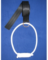 strap with handle, extension for pelvic swing