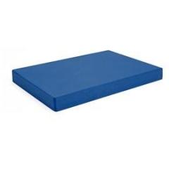 Flach-Schaumblock blau 2,5 cm dick