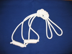 Seilpaar (2 Stück) mit Griffknoten Sonderangebot
