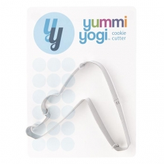 Yummi Yogi Cookie Cutters - Dog Pose