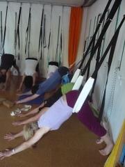 JivanaProps Praxis -Seminar  Üben mit  der Gurtbandschlinge