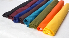 Bolster cotton cover in different color