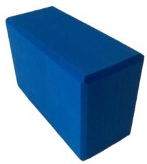 Hartschaumblock  groß/blau - ACHTUNG 2. WAHL !!!