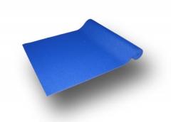 Hartschaumblock blau