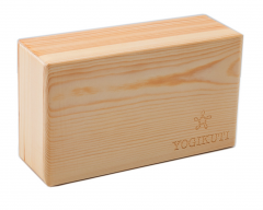 Leicht - Holzblock Kiefer