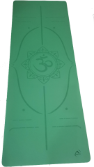 natural rubber - PU yoga mat