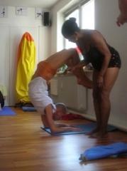 Yoga mit Jaki Nett vom 23. bis 25. November 2018
